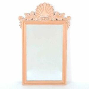 Labarge La Barge Italian Mirror Concave Shell 25 W X 48 H