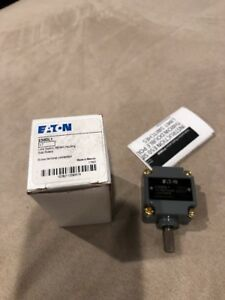 New In Box Eaton Limit Switch Component Head E50dl1 New