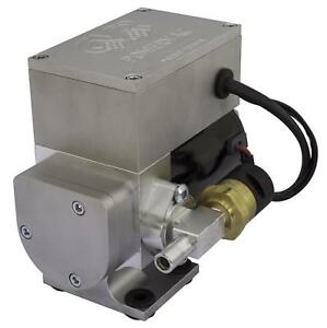 Cvr Vp655 12v Electric Vacuum Pump Vane Style Cast Aluminum