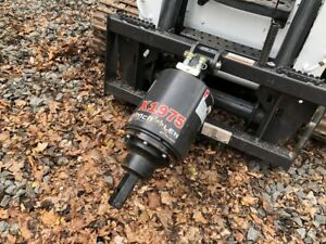 Mcmillen Skidsteer Augers By Paladin Attachment 2181