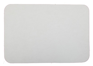 Dental Tray Cover Size 10 1 2 X 15 3 4 White Box Of 1000