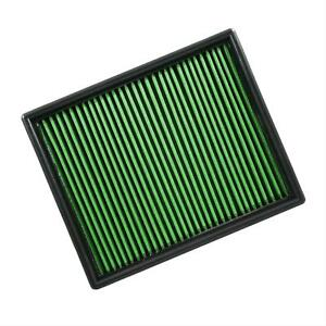 Green High Performance Factory Replacement Air Filter 2055