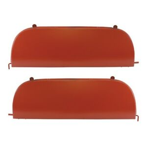 1953 1954 Chevrolet Cars Metal Fender Skirts New With Hardware