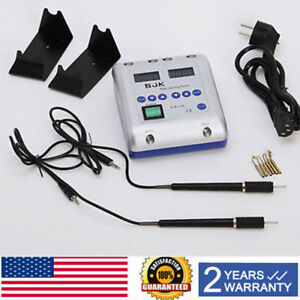 Dental Lab Electric Wax Knife Waxer Carving Pen Pencil Carver W 6 Tips Pro Usa