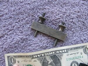 Starrett 299 Combination Square Rule Attachment Machinist Toolmaker Tool