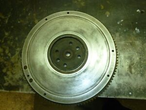 Ford Flathead 59a 1946 1948 11 clutch Flywheel Super Rare Mercury Truck