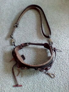 Vintage Pole Climbing Klein Buhrke Floating tool Belt And Climbing Strap