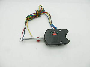 Universal 4 Wire Column Mounted Turn Signal Hazard Switch Yankee 734 16 12