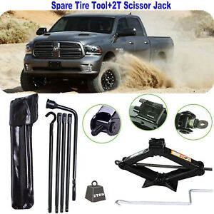 2007 2015 Dodge Ram 2500 3500 Spare Tire Lug Wrench Tool For Jack Replacement