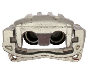 Disc Brake Caliper Friction Ready Coated Caliper With Bracket Front Right Reman