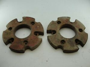 Farmall Tractor Front Wheel Weights A B C Sc Sa H M Md Mdta 6788d