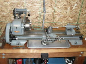 Nos Craftsman 101 21400 Atlas 618 Metal Lathe Perfect Tooling Included A z Cnc
