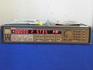 Keithley 237 Source Measure Unit W 2 Of 7078 trx 5 237 alg 2