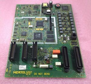 Nortel Norstar Plus Compact Ics System Nt7b5701 Main System Board Backplane