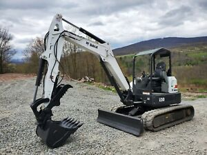 2016 Bobcat T870 Track Skid Steer Fully Loaded High Flow Ready To Work In Pa