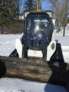 1 2 Lexan Bobcat T650 Or S650 Saftey Door Will Not Break Skid Steer
