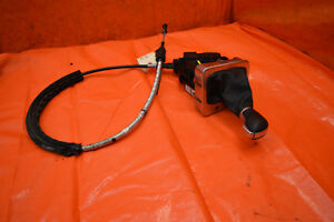 09 16 Vw Tiguan Oem Automatic Shifter Cable Assembly Q3