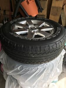 5x Jeep Wrangler Jk 18 Factory Polished Rims And Tires Oem