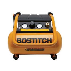 Bostitch 2 5 Gallon 150 Psi Oil free Suitecase Style Compressor Btfp01012 New