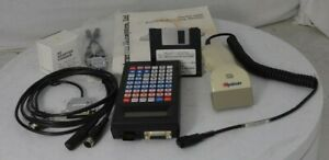 American Microsystems 3000 Portable Bar Code Reader See Notes