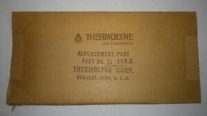 New Thermolyne El 11x3 Muffle Furnace Heater Element