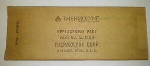 New Thermolyne El 11x4 Muffle Furnace Heater Element