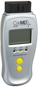 Carmd 2110 Code Reader With Coverage for 3 Obd2 Vehicles