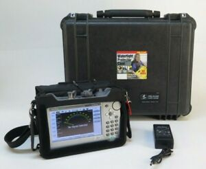 Anritsu Site Master S331l Handheld Cable Antenna Analyzer W Soft Carry Case