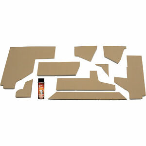 K M Pre cut Cab Foam Kit For John Deere Tractors Model 4062