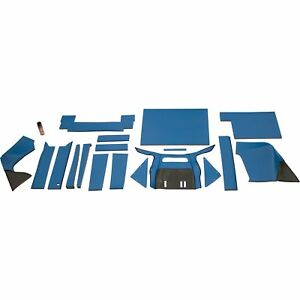 K M Pre cut Cab Foam Kit For Ford new Holland Tractors Model 4116