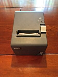 Epson Tm t20 M249a Pos Thermal Printer With Power Cord