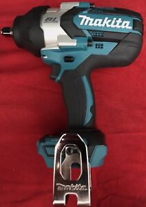 Makita 18v Lxt Brushless 1 2 Drive Utility Impact Wrench Xwt08