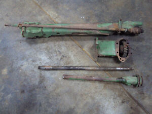 John Deere 80 820 830 Manual Steering Set Rare