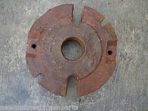 John Deere M M343t Rear Wheel Weight Early Large Number