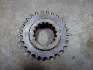 John Deere 80 820 830 Transmission R1495r Sliding 3rd Gear 25 Teeth 5