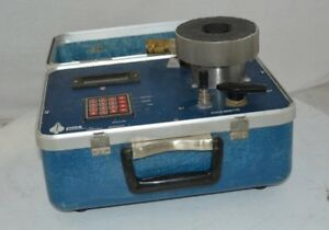 Pms Instrument Company Pressure Chamber Instrument Untested