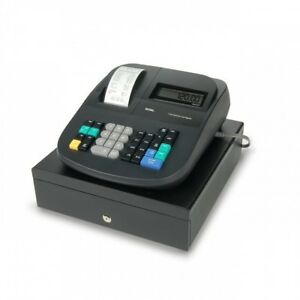 Cash Register Electronic Locking Cash Drawer Automatic Tax Computation Durable