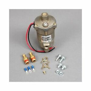 Stewart Warner Electric Fuel Pump 43 Gph 7 Psi 82091