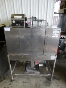 Jackson Pa 2 Stainless Commercial Double Pass Through Dishwasher 2006 1 Phase