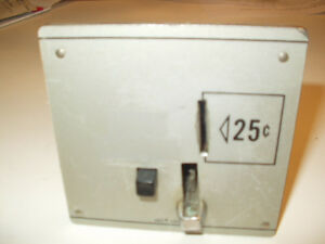 Dryer Greenwald Coin Drop Coin Acceptor For Adc P n 125100 Used