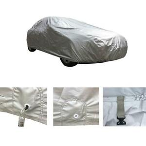 Car Cover Waterproof Outdoor Uv Snow Rain Resistantion Protect Fits 190 W Lock
