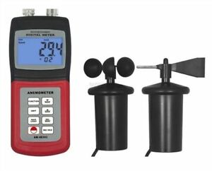 Flow Wind Speed Meter Probe Beaufort Landtek Am4836c Cup With Direction Fh
