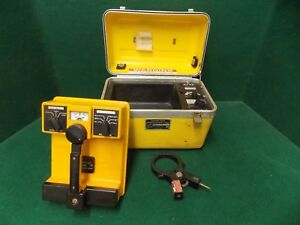 3m Dynatel 573a Earth Return Fault And Cable Locator