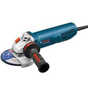 Bosch Gws13 50vsp 13amp 5 Angle Grinder Variable Speed W paddle New