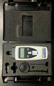 Check line Digital Tachometer Cdt 1000hd With Carrying Case