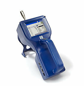 Tsi 9306 03 Aerotrak Handheld Particle Counter