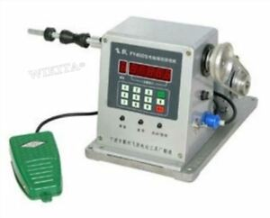 Computer Controlled Coil Transformer Winder Winding Machine 0 03 0 35mm Cn