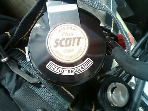 Scott Nxg7 60 Minute Scba Nfpa With Pelican Case Ready To Use Now