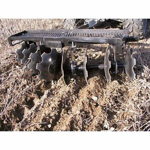 Field Tuff Atv Disk Harrow 51in W atv 51sgdh