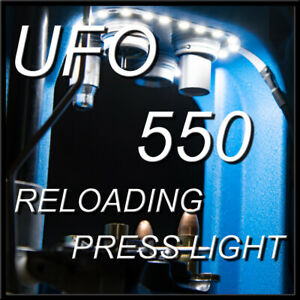 KMS² UFO 550 Reloading Press LED Light for Dillon 450 or 550 $34.99